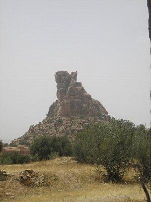 bizardní skalní útvary 1