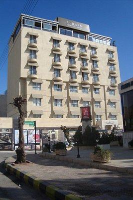 Hotel ALQASR - Ammán (nahrál: Trochy)