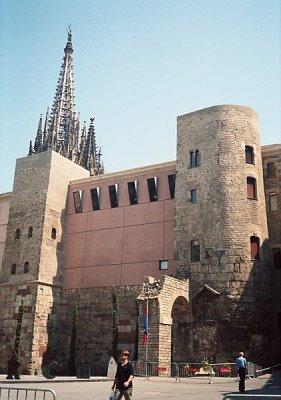 Barcelona-Staré město (nahrál: Rea)