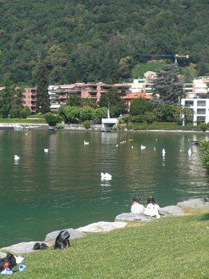 město Lugano