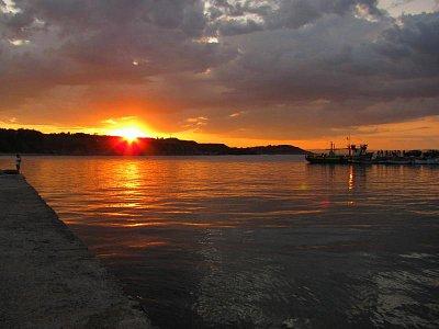 Západ slunce (nahrál: Dušan)