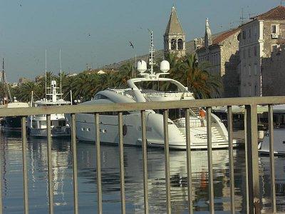 Přístav v Trogiru (nahrál: luboš)