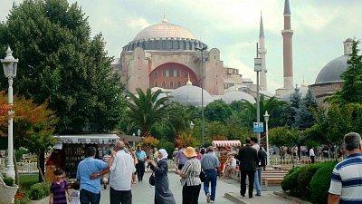 Istanbul-mešita (nahrál: Hana Konrádová)