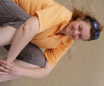 úsměv na písky Maspalomas