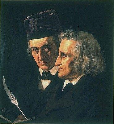Bratři Grimmové - Bratři Grimmové. Zdroj: Wikipedia.org (nahrál: admin)