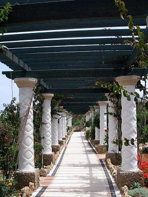 Řecko Rhodos-Kalithea 2010