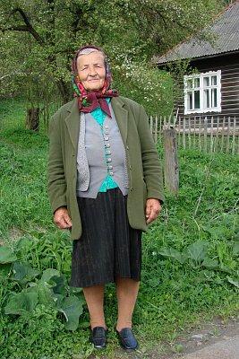 Stařenka, Věrchnij Studenij - Pohádková babička (nahrál: elena)