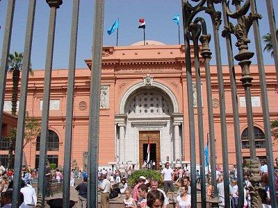 Egypské muzeum (nahrál: Helča2)