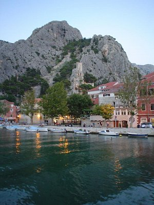 Chorvatsko - Omiš 2005