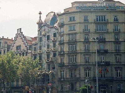 Barcelona-Batlló (nahrál: Dorothea)