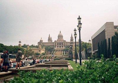 Barcelona-Španělské náměstí (nahrál: Dorothea)
