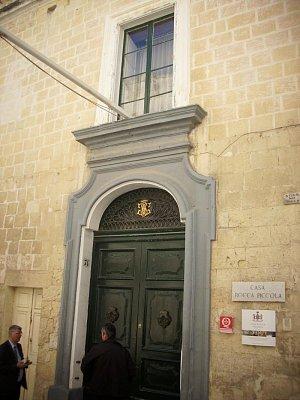 Valetta...1.den na Maltě
