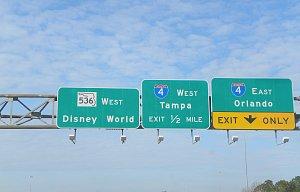 Orlando -Disney World