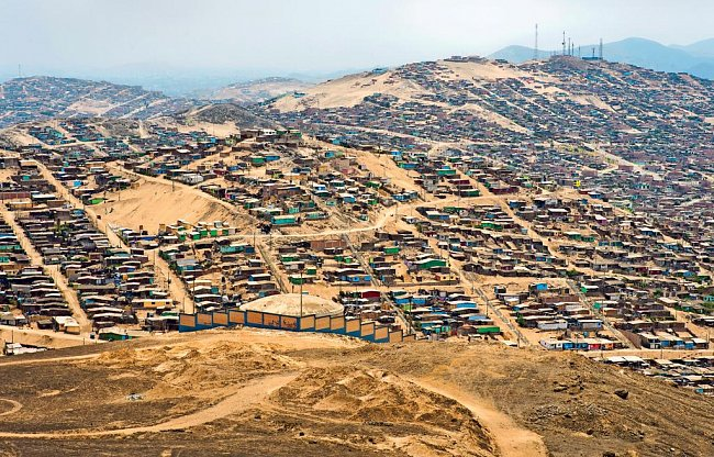 Peruánský Pachacútec: Nejsušší město Ameriky