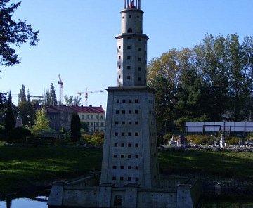 Park miniatur Miniuni w Ostrawie