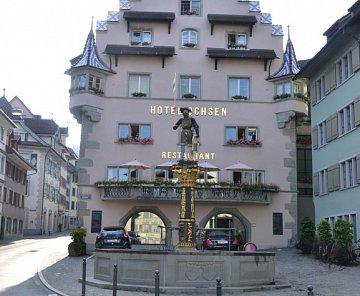 Švýcarsko - Bernské Alpy
