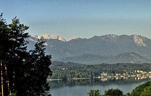 Slovinsko - 16. 6. 2012 - Voljči Potok, Planšarské jezero