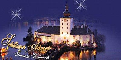 Advent na zámcích jezera Traunsee 2013 (nahrál: vyletyrakousko.cz)