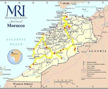 Maroko...od Ouarzazate po Todru