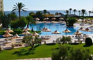 Nour Palace, Mahdia, Tunisko