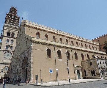 Sicílie 2014 - den osmý - Messina