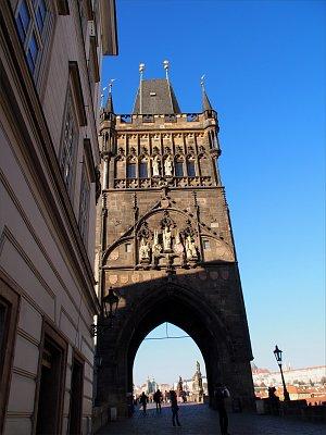 Praha listopad,prosinec  2016