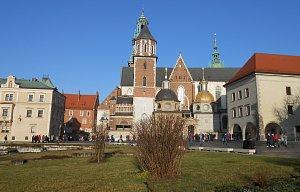 Krakov a Wieliczka December 2015