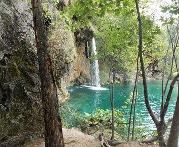 Chorvatsko Plitv.jazera. a okoli