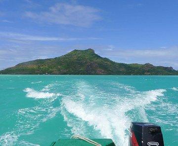 Francouzská Polynésie-Maupiti