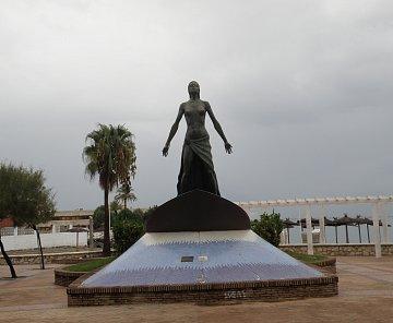 Čtrnáctý den ve Španělsku _ Fuengirola a odjezd dom _ pátek 28. 9. 2012