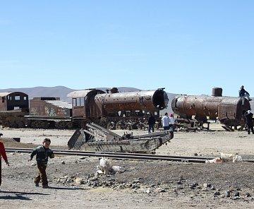 Potulky Boliviou