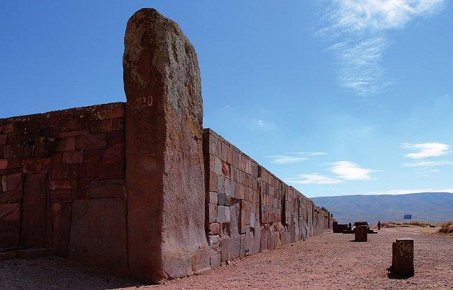 Tajemné město Tiwanaku