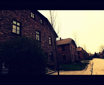 Auschwitz - Birkenau 2014