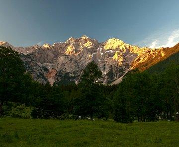 Slovinsko - Zgornje Jezersko