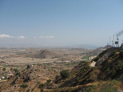 Mojácar Pueblo-výhled do kraje (nahrál: Dorothe@)