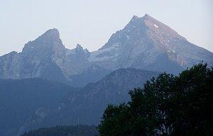 Německo - Berchtesgaden