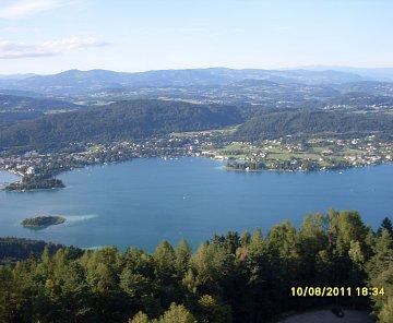 Rakousko- Pörtschach 2011