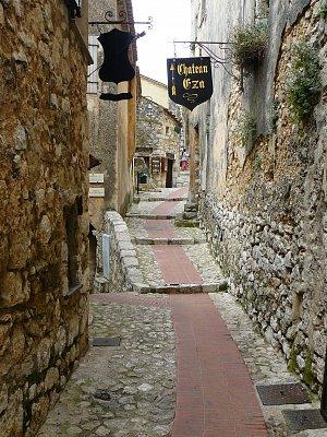 Francie - Azurové pobřeží