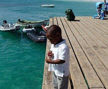 Cabo verde - Ostrov Sal