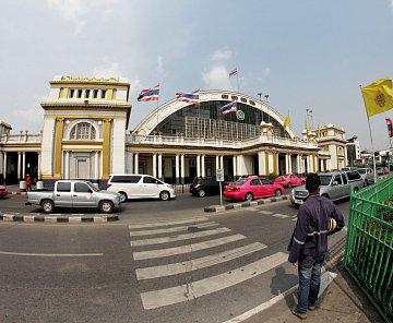 Thajsko 2013