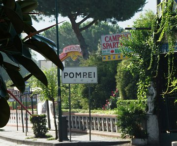 Pompeje 1.9.- 2.9.2012