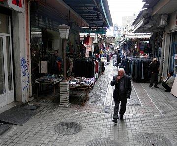 Řecko - Nea Kalikratia
