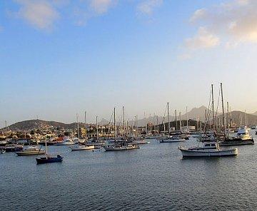 Kapverdy - ostrov Sao Vicente