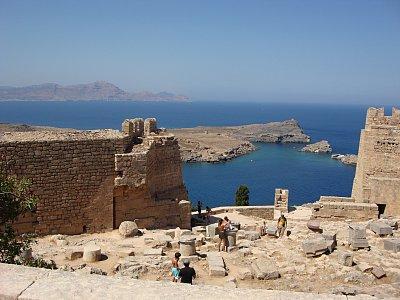 Akropole Lindos (nahrál: Yveta)