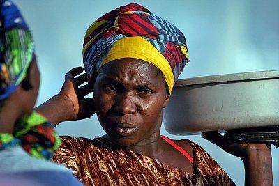 Lidé Namíbie (nahrál: Martina Svobodova)