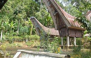 SULAWESI  Oblast Tanah Toraja