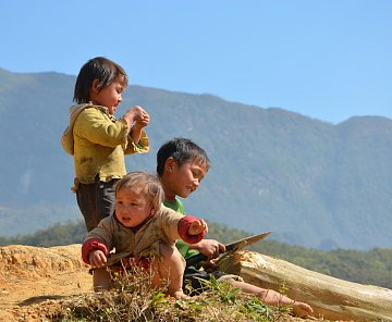 Vietnam - Sapa a zátoka Ha Long