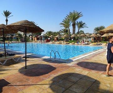 Djerba,hotel Penelope Beach