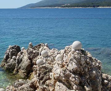 Chorvatsko - Rabac 2011