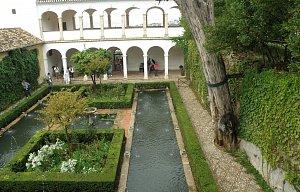 Třináctý den ve Španělsku _ Granada a Alhambra _ čtvrtek 27. 9. 2012